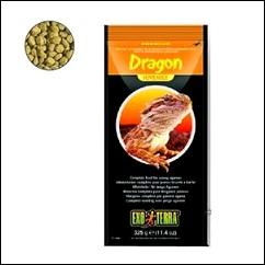 Aliment pour reptiles Dragon Juvénile