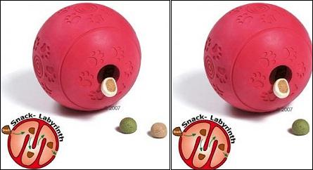 Jouet pour chien Boomer Ball