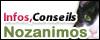 Nozanimos, tout pour vos animaux
