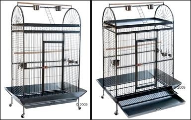 Cage à perroquets Caesar