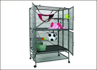 Cage pour furet Marshall