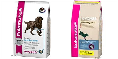 Croquettes chien Daily Care pour articulation sensible
