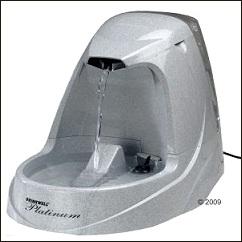 Fontaine a eau pour chient et chat Drinkwell