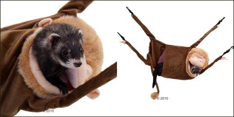 Hamac pour furet Monkey