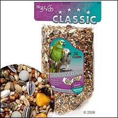 Aliment JR Birds Classic pour perroquets