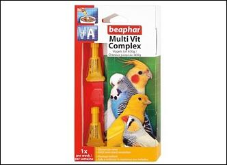 Kit vitaminé pour oiseaux