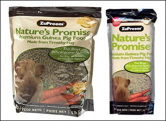 Aliment Premium Guinea pour cochon d'inde