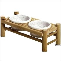 Table à manger pour rongeurs