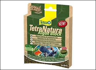 Tetra Natura Algae Block pour poissons