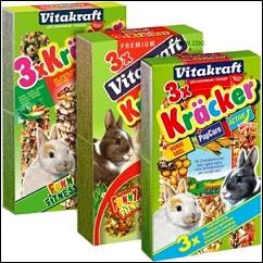 Vitrakraft Kracker pour lapin