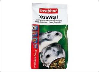 Aliment XtraVital pour rat