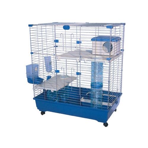 cages pour furets pour le bonheur de. Black Bedroom Furniture Sets. Home Design Ideas